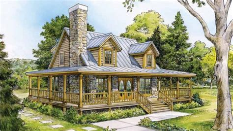 country home with wrap around porch beautiful country home w wrap around porch hq plans