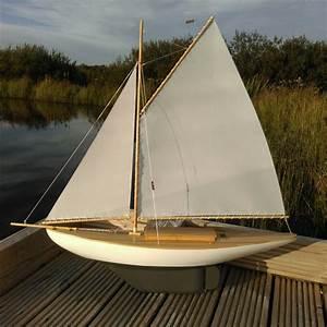 My Scratch Built Rc Pond Yacht