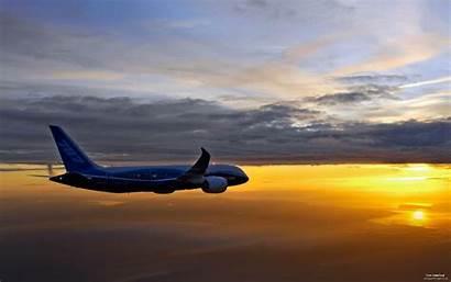 Airplane Wallpapers Boeing Aerial