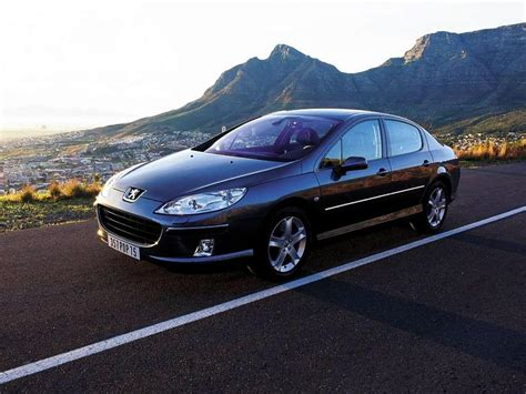 Peugeot 407 Workshop Owners Manual Free Download