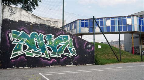 Graffiti Doke : - Artattack.sk