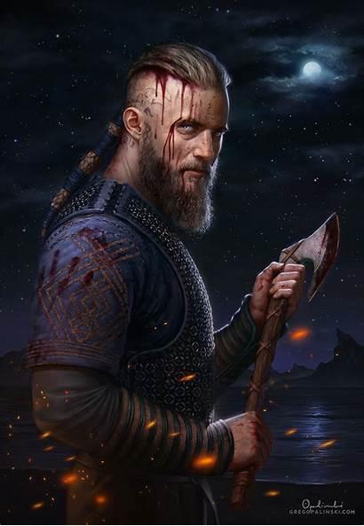 Artstation Ragnar Fin Opalinski Greg