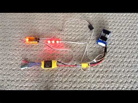 Multi Mode 12v Led Strip Controller For Rc Youtube