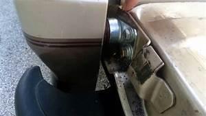 1992 Ford F150 Tailgate Hinge Repair  Replace