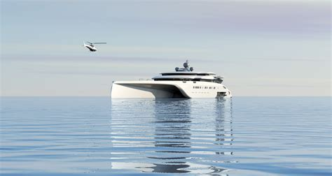 Trimaran Fund by Trimaran Assina Concept Yacht Charter Superyacht News