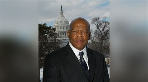 congressman  civil rights leader john lewis diagnosed