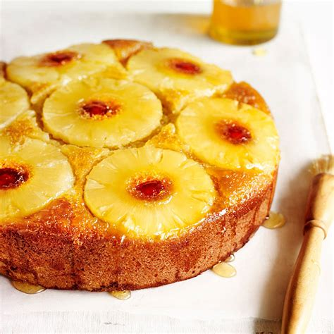 pineapple upside  cakes recipe dishmaps