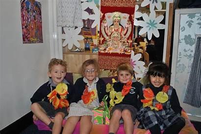 Diwali Children Celebrate Dumpton Reception