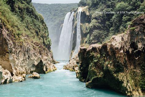 Actividad Cascada Tamul Cueva Del Agua Ruta Huasteca