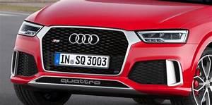 Audi Q3 Restylé : l 39 audi q3 se frise les moustaches ~ Medecine-chirurgie-esthetiques.com Avis de Voitures