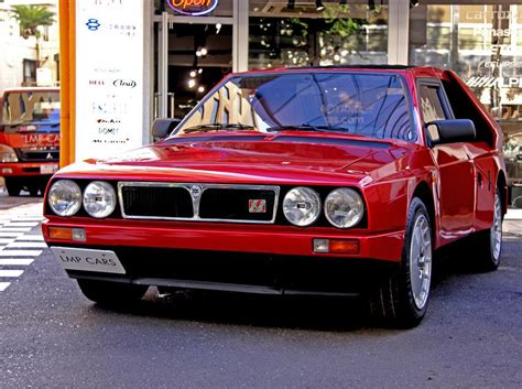 1985 Lancia Delta S4 Related Infomationspecifications