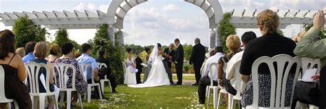 great outdoor wedding venues mn panola valley gardens