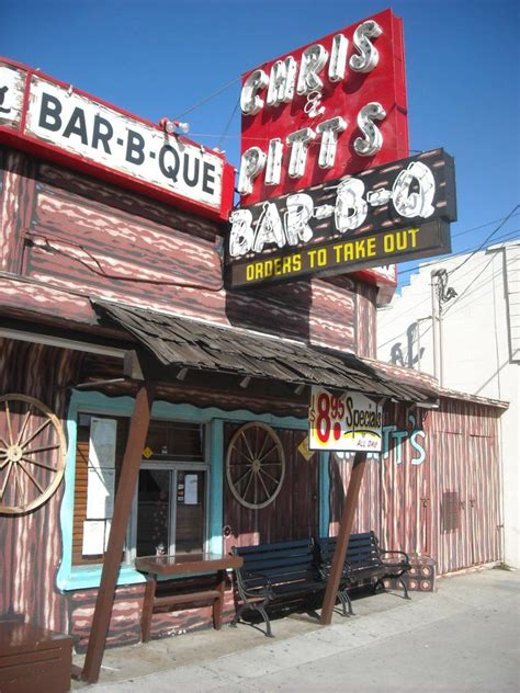 Chris California by Chris Pitts Bar B Q Bellflower Ca I Eaten Here