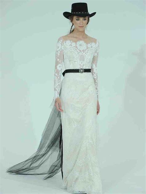 western wedding dresses wedding dress