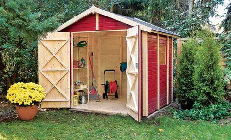 geraetehaus selber bauen selbstde