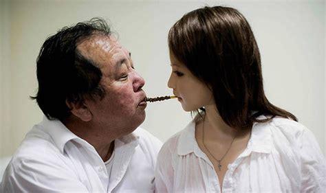 Sex Doll Boom Japanese Men Ditch Complex Women For Sex