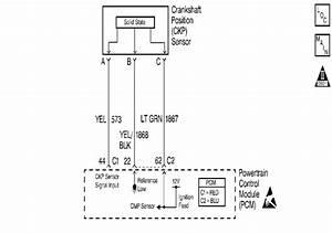 Crank Sensor Diagram