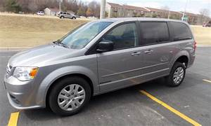 2017 Dodge Grand Caravan With New Freedom Rear Entry 34