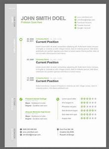 download 35 free creative resume cv templates phuket With color resume templates free download