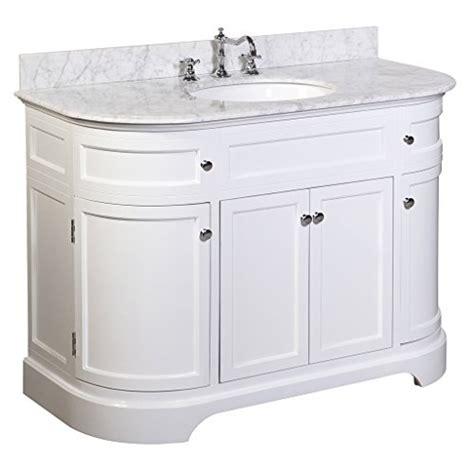 52 inch white vanity montage 48 inch bathroom vanity carrara white includes