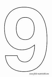Number 9 template crafts and worksheets for preschool for Number 9 cake template