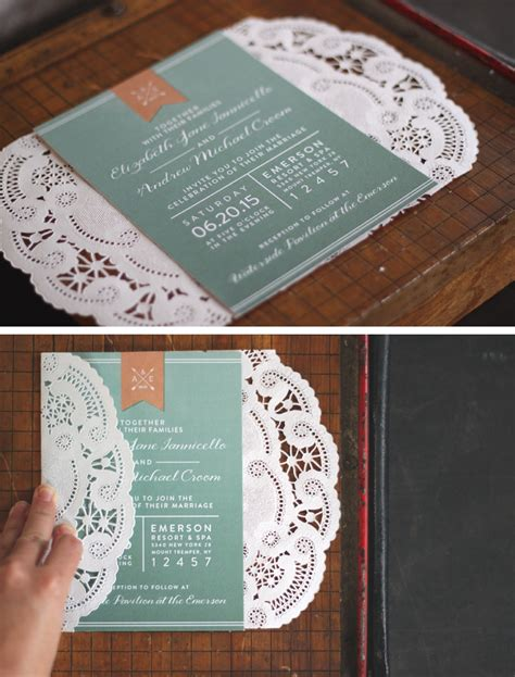 diy rustic wedding invitations pinterest best 25 diy lace wedding invitations ideas on pinterest