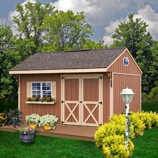 best barns northwood 14x10 shed kit at sears com