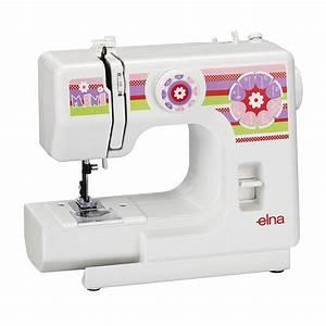 Petite Machine À Coudre : elna mini opal la vrai machine coudre pour enfants ~ Melissatoandfro.com Idées de Décoration