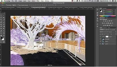 Cores Inverter Photoshop Como Tecnoblog