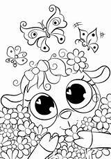 Coloring Pages Cuties Lamb Bojanke Daisies Sheets Bontontv Preschool Bonton Animal Printables из все раскраски категории Printable Slatkice sketch template