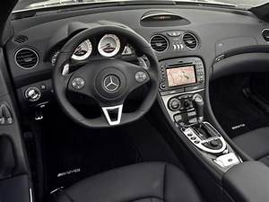 2009 Mercedes Benz SL63 AMG Roadster - Mercedes Benz ...