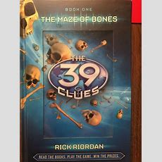 The 39 Clues! (hard Cover Books 18, Missing Book 7) Ebay