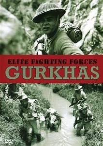 Elite Fighting Forces - Gurkhas DVD | Zavvi