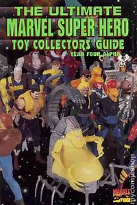 Ultimate Marvel Super Hero Toy Collectors Guide  1995