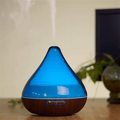 Oil Diffuser Mini Essential Aroma Humidifier Air