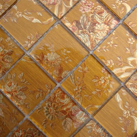 wholesale crystal glass mosaic tiles washroom backsplash design bathroom wall floor