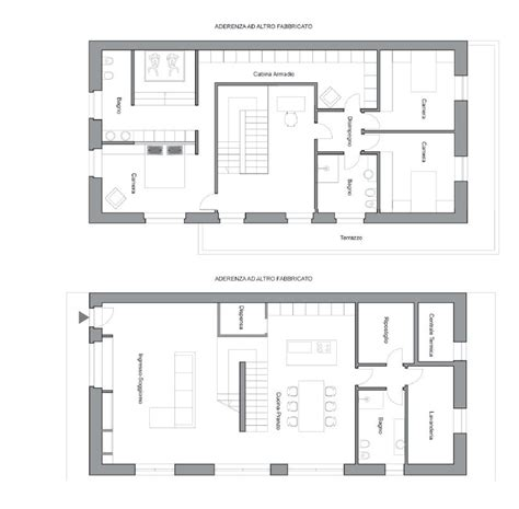Progetto Villetta 2 Piani OP67 Regardsdefemmes