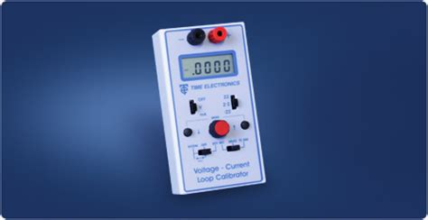 multipurpose loop calibrator time electronics