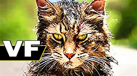 simetierre bande annonce vf  stephen king youtube
