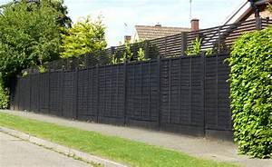 Garden, Fencing