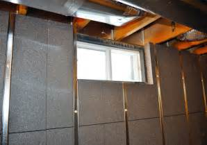 Basement To Beautiful™ Insulated Wall Panels & Studs