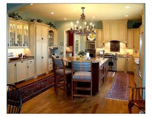 Modern French Country Living Room Ideas by New South Classics Classic Old World Plans