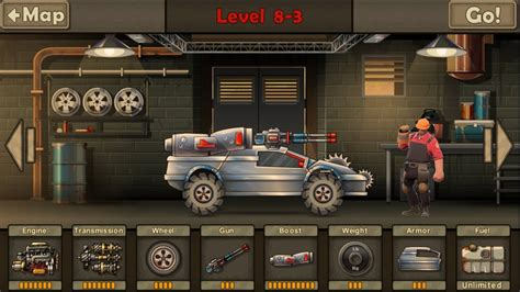 5th Car (super Car) Fully Upgraded