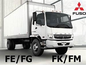 Mitsubishi Fuso 2008-2010 Truck Service Repair Workshop Manual