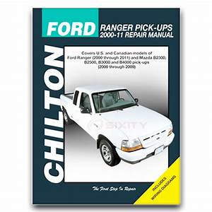 Ford Ranger Parts Book