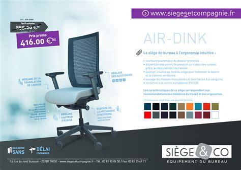 ce air siege promotion siège ergonomique air dink sièges et compagnie