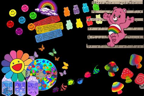 kidcore aesthetic wallpaper laptop kidcore wallpapers top