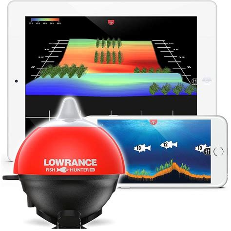 lowrance fishhunter castable sonar review fishfindersinfo
