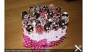 Cake Pop Teig : cake pops kleine kuchen mit sti e l ~ Orissabook.com Haus und Dekorationen