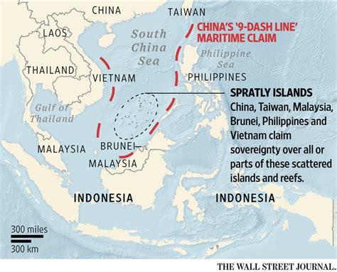 indonesia invokes international tribunal  south china